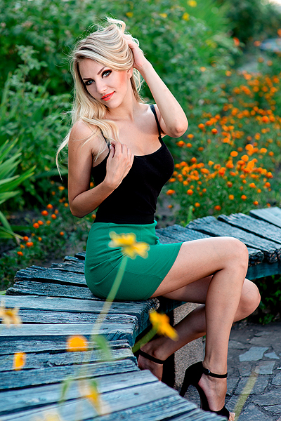 Kseniya 22 years old Ukraine Cherkassy, Russian bride profile, russian-brides.dating