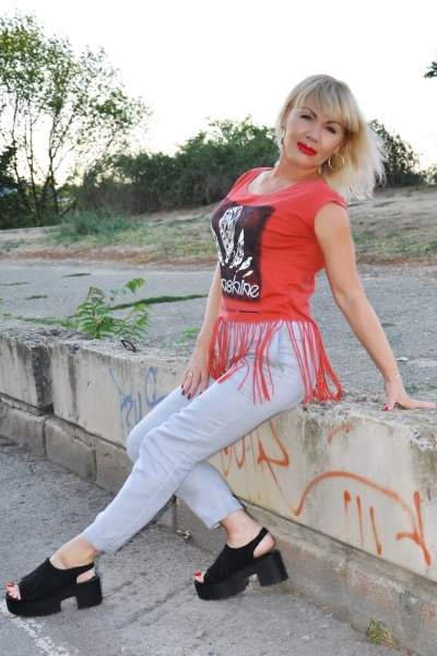 Olga 58 years old Ukraine Nikolaev, Russian bride profile, russian-brides.dating