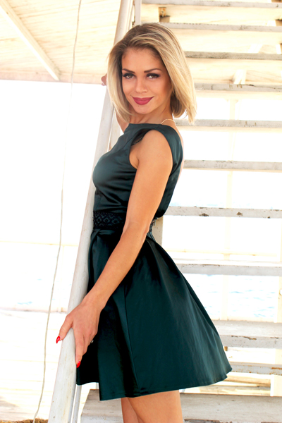 Svetlana 39 years old Ukraine Nikolaev, Russian bride profile, russian-brides.dating