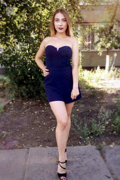 Ekaterina 24 years old Ukraine Mariupol, Russian bride profile, russian-brides.dating