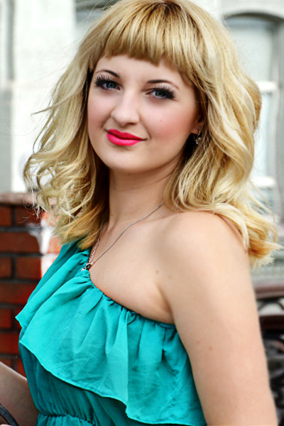 Yuliya 27 years old Ukraine Dnipro, Russian bride profile, russian-brides.dating