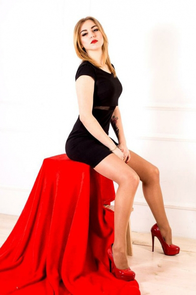 Evgeniya 24 years old Ukraine Mariupol, Russian bride profile, russian-brides.dating