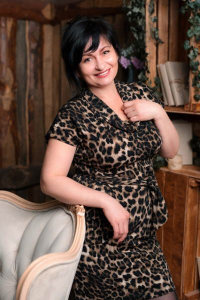 Oksana 49 years old Ukraine Zaporozhye, Russian bride profile, russian-brides.dating