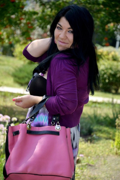 Kristina 34 years old Ukraine Lugansk, Russian bride profile, russian-brides.dating