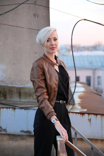 Nataliya 37 years old Russia Saint-Petersburg, Russian bride profile, russian-brides.dating
