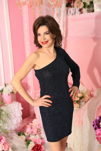 Irina 58 years old Ukraine Kiev, Russian bride profile, russian-brides.dating