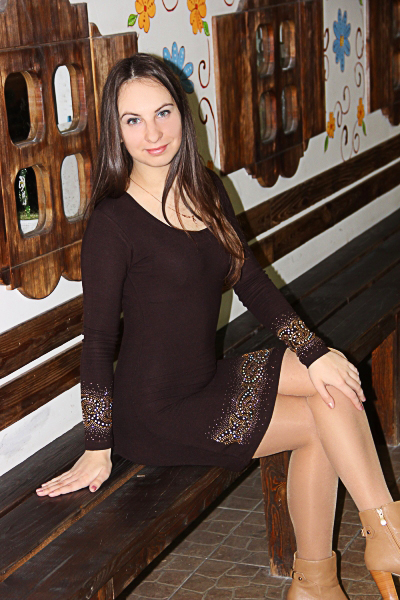 Irina 27 years old Ukraine Kherson, Russian bride profile, russian-brides.dating