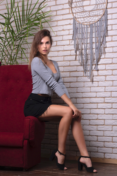 Diana 21 years old Ukraine Vinnitsa, Russian bride profile, russian-brides.dating