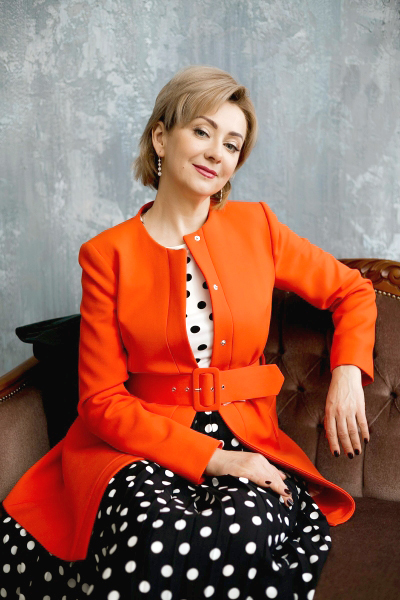 Janna 48 years old Russia Saint-Petersburg, Russian bride profile, russian-brides.dating