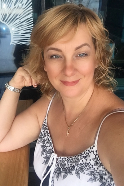 Olga 49 years old Ukraine Zaporozhye, Russian bride profile, russian-brides.dating